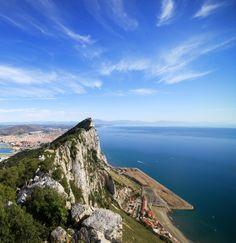 Rock of Gibraltar, United Kingdom.