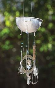 clever wind chimes