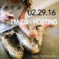 Let's Par-Tay! PLEASE JOIN ME AS I hosting my 1st party on 02.29.2016 at 7:00PM PST. The party theme is not yet determined. Will provide more info as I get it. PLEASE SHARE and help me find some amazing HPs closets. Please tag all your PFFs I'll be looking through your closets. I'll be on the hunt for my closet HPs as soon as the them is announced. I'M SO EXCITED! I'm co-hosting posh party Accessories