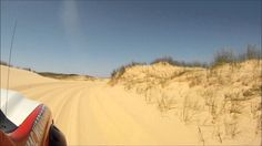 Fun near Holiday Camping Resort!  Mac Wood's dune rides