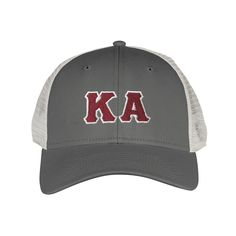 Fraternity Charcoal Mesh Trucker Hat By The Game®