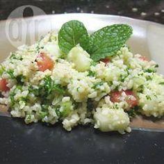 Authentic Tabbouleh @ allrecipes.co.uk