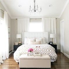 ideas about Bedroom Curtains on Pinterest Panel