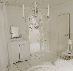 Shabby and Charme - Nordic Shabby at Caroline's house in Sweden