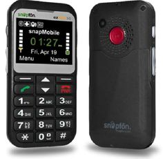 5 Best Cell Phone for Seniors with Dementia - Snapfon Free Cell Phone, Cell Phone Wallet, Cell Phone Plans, Lg Phone, Cell Phones For Seniors, Cell Phones In School, Used Cell Phones, Flip Phones, Sprint Cell Phone Deals