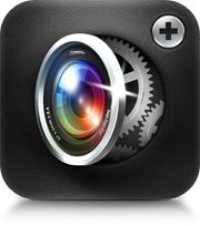 Great icon for photography app
