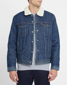 Classic but always efficient : the trucker jacket from #Levis