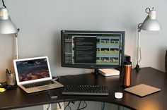 Today, almost all of the laptops that we buy can be connected to an external display and have the laptop screen sent to that external display Laptops, Monitor, Connection, Desktop, Display, Design, Tote Bag, Floor Space, Billboard