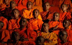 Westerners think that Buddhism is about peace and non-violence. So how come Buddhist monks are in arms against Islam?