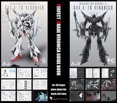 Gundam Artworks: GXX X-78 Veronica Gundam & Others   Designed by masarebelth           CLICK HERE TO VIEW FULL POST...