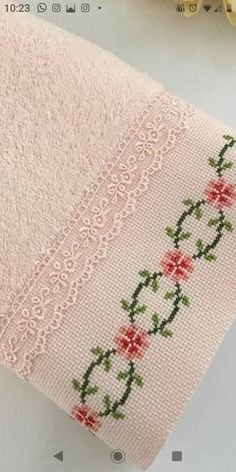 Baby Cross Stitch Patterns, Cross Stitch Borders, Baby Knitting Patterns, Cross Stitch Embroidery, Crochet Baby Clothes, Bargello, Filet Crochet, Embroidery Designs, Creative