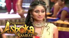 Ashoka Calling her Kaurvaki ! Chakravartin Ashoka Samrat 27th July Written Updates. Colors Chakravartin Ashoka Samrat 27 July 2016 episode written updates.