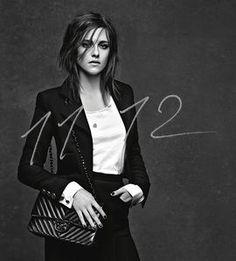 Chanel 11.12 Kristen Stewart   sac Chanel version rock