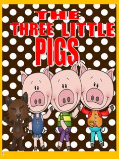 3 Little Pigs Math, Language and Literacy from mindyop from mindyop on TeachersNotebook.com (102 pages)  -  I love book buddies!  Books and activities are a great way to target math. language and literacy.