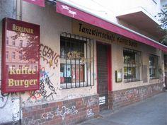 dove andare a Berlino la sera - Kaffee Burger