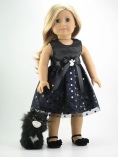 American Girl doll clothes  Halloween party by DolliciousClothes, $12.00