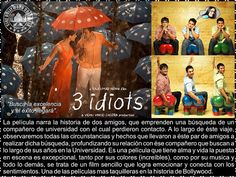 Cine Bollywood Colombia: 3 IDIOTS