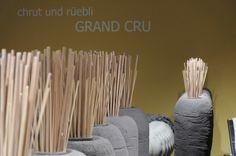 """0006_Foto1 - """"Chrut und Rüebli GRAND CRU"""" - d sein werke Stand Design, Colors, Creative, Booth Design"""