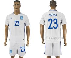 http://www.xjersey.com/201617-greece-23-siovas-home-soccer-jersey.html 2016-17 GREECE 23 SIOVAS HOME SOCCER JERSEY Only $35.00 , Free Shipping!