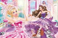 barbie background wallpaper for computer free