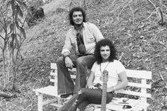 Erasmo Carlos and Roberto Carlos