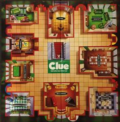 Clue with a twist (*wink*)
