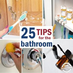 Genius Bathroom Hack