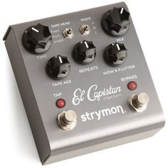 Strymon El Capistan. probably the best tape delay emulation ever.