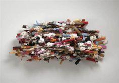 Phyllida Barlow - broken shelf 2