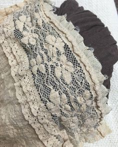 Got these gorgeous lace baby wraps in stock in beige pink and cream!  We'll be adding them to the shop during our next update