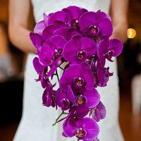 purples and blues - wedding - zest floral and event design  www.zestfloral.com