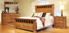 Oak Bedroom Furniture Sets –