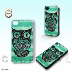 Phone cases, iPhone 5 case, iPhone 5S case, iPhone 5C case, iPhone 4/4s case, Owl, iPhone case, Case for iPhone-40396 on Etsy, $9.88