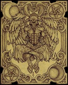 #Baphomet, #devil, #satanas