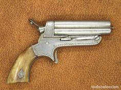 PISTOLA SHARPS ESPAÑOLA (Militar - Armas de Fuego en Uso)