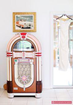 Wedding Ideas - Vintage JukeBox