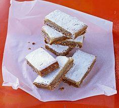 Lime & ginger bars | BBC Good Food