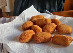 Croquetas del puchero para #Mycook http://www.mycook.es/cocina/receta/croquetas-del-puchero