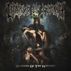Cradle of Filth - Hammer of the Witches (2015) review @ Murska-arviot