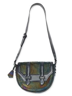 Wednesday, August 14, 12 PM: Rebecca Minkoff leather bag. For details on how to enter, visit allure.com/go/calendar #FreeStuff
