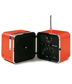 Ts 502 Radio, Marco Zanuso e Richard Sapper per Brionvega (1964)