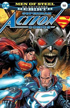 Superman . Here comes the Godslayer , Action Comics #969
