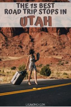 Utah is the perfect state for a road trip in the USA. Click to find the 15 best stops for your Utah road trip + a map and itinerary. #utah #roadtrip #southwest | things to do in Utah road trip | things to do in Moab Utah | Utah Mighty 5 National Parks | Utah National Parks road trip | Utah road trip National Parks | Utah road trip itinerary | Utah road trip map | Utah road trip bucket lists | Utah road trip pictures | most Instagrammable places in Utah | Utah travel road trips | road trip… Road Trip Map, Road Trips, Travel Picture, Travel Guides, Travel Tips, Moab Utah, United States Travel, Bucket Lists, Cool Places To Visit