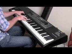 Amazing Grace and When We All Get To Heaven Gospel Medley on Piano - YouTube.  Banjo Ben Clark