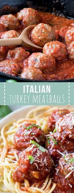 Baked Italian turkey