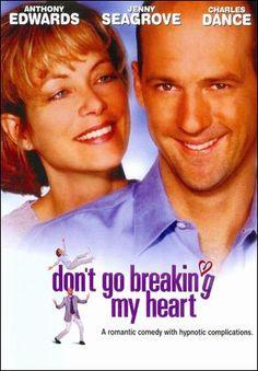 Don't Go Breaking My Heart a fun romantic comedy. Watch it via Netflix. #tripledogdare