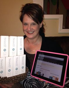 Congrats Cori, on earning your Ipad from Nerium!