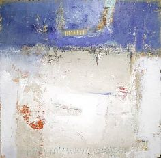 Sharon Booma, Complex and Subtle, 2009, Oil & Mixed Media on Panel, 48 x 48 inches.