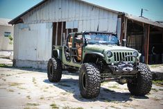 Jeep Wrangler Truck Conversion Meet the JK Crew The JK Crew is the flagship truck of Bruiser Conversions, please contact us for more information. Wrangler Jeep, Jeep Jk, Jeep Pickup, Jeep Wrangler Unlimited, Jeep Truck, Truck Bed, Wrangler Pickup, Jeep Parts For Sale, 4x4