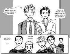 Bokuaka personality swap.  Click for full comic